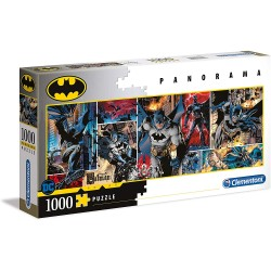 PUZZLE 1000 PIEZAS BATMAN PANORAMA