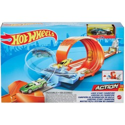 HOT WHEELS CAMPEONATO DE LOOPINGS