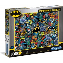 PUZZLE 1000 PIEZAS BATMAN IMPOSSIBLE