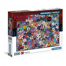 PUZZLE 1000 PIEZAS IMPOSSIBLE STRANGER THINGS