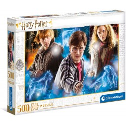 PUZZLE 500 PIEZAS HARRY POTTER