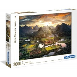 PUZZLE 2000 PIEZAS VISTA DE CHINA