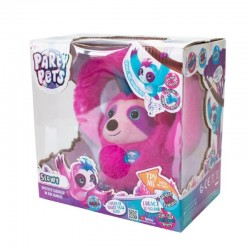 PARTY PETS SLOWY PEREZOSO ROSA