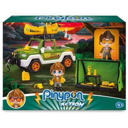 PIN Y PON ACTION WILD PICKUP DE RESCATE