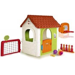 FEBER MULTI ACTIVITY HOUSE 6 EN 1