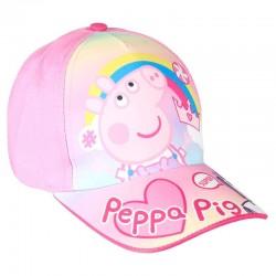 PEPPA PIG GORRA ROSA