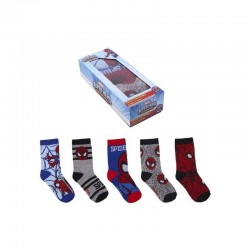 SPIDERMAN PACK 5 CALCETINES