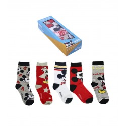 MICKEY MOUSE PACK 5 CALCETINES