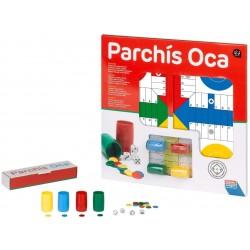 PARCHIS OCA 40 CMS CON ACCESORIOS