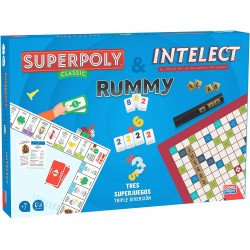 SUPERPOLY - INTELECT - RUMMY