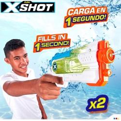 X SHOT PACK DE 2 PISTOLAS DE AGUA