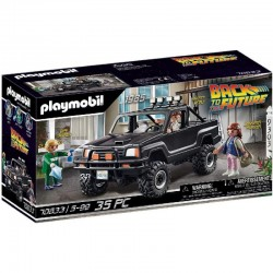 BACK TO THE FUTURE CAMIONETA PICK-UP DE MARTY PLAYMOBIL 70633
