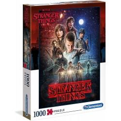 STRANGER THINGS PUZZLE 1000 PIEZAS