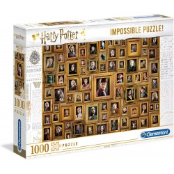 HARRY POTTER PUZZLE 1000 PIEZAS IMPOSSIBLE