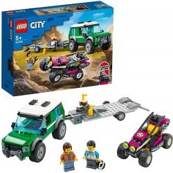 LEGO CITY FURGONETA DE TRANSPORTE DEL BUGGY