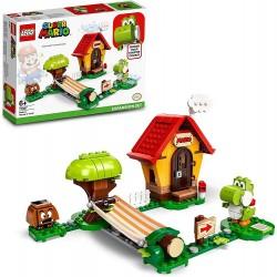 LEGO SET ESPANSION CASA DE MARIO Y YOSHI