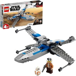 LEGO STAR WARS ALA-X DE LA RESISTENCIA