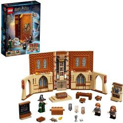 LEGO HARRY POTTER MOMENTO HOGWARTS CLASE DE TRANSFIGURACION