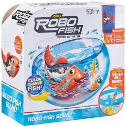 ROBO FISH PLAYSET CON ACUARIO