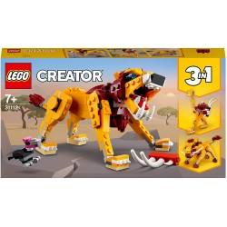 LEGO CREATOR LEON SALVAJE