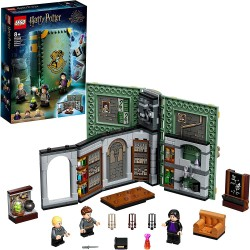LEGO HARRY POTTER MOMENTO HOGWARTS CLASE DE POCIONES