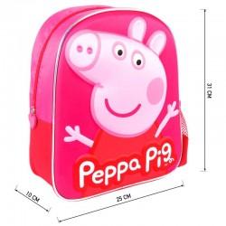 PEPPA PIG MOCHILA 3D
