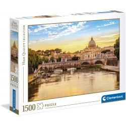 PUZZLE 1500 PIEZAS ROMA