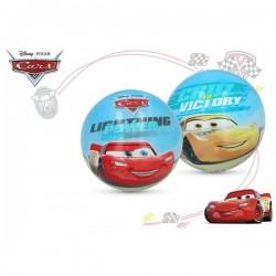 CARS PELOTA PVC 14 CMS