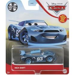 NICK SHIFT COCHE CARS 2