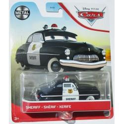 SHERIFF SHERIF COCHE CARS 2