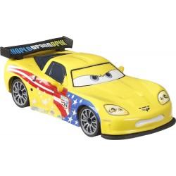 JEFF GORVETTE COCHE CARS 2