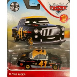 CLOVIS RIDER COCHE CARS 2