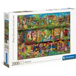 PUZZLE 2000 PIEZAS THE GARDEN SHELF