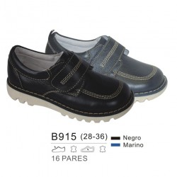 ZAPATO ESCOLAR B915 BUBBLE BOBBLE