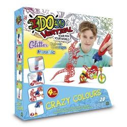 IDO 3D VERTICAL 4 COLORES