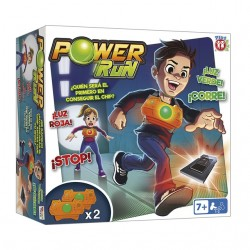 JUEGO POWER RUN