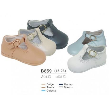 ef21bf1f6 Zapato Pepito Niño Bubble Bobble B859 Calzado Infantil