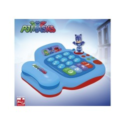 PJ MASKS ACTIVITY TELEFONO Y PIANO CON FIGURAS