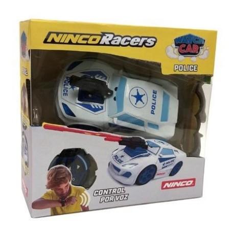 NINCO RACERS WATCH CAR POLICE