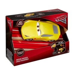 CARS 3 CRUZ RAPIDA Y PARLANCHINA