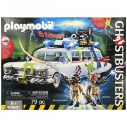 PLAYMOBIL COCHE CAZAFANTASMAS 9220