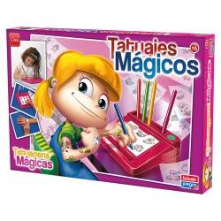TATUAJES MAGICOS NIÑA