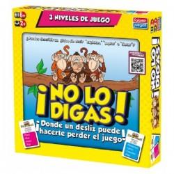 JUEGO NO LO DIGAS
