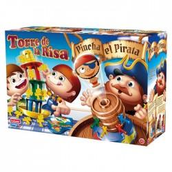 PINCHA PIRATA Y TORRE DE LA RISA