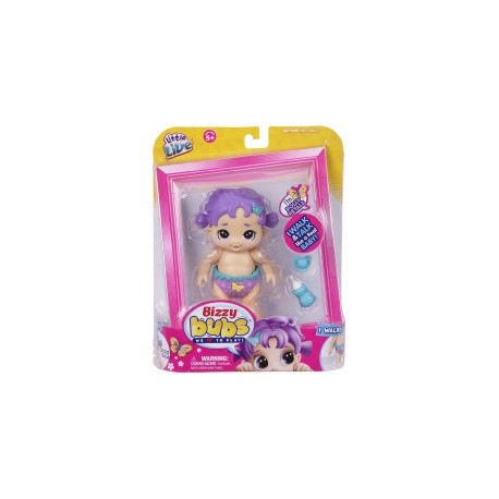 BEBE POLLY PETALS - LITTLE LIVE BIZZY BABIES