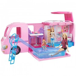 SUPERCARAVANA DE BARBIE