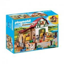 GRANJA DE PONIS PLAYMOBIL 6927