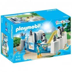 PINGUINOS PLAYMOBIL 9062