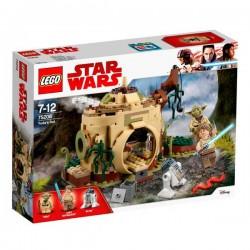 STAR WARS - CABAÑA DE YODA LEGO 75208
