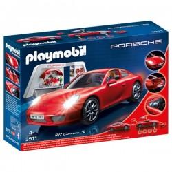 PORSCHE 911 CARRERA PLAYMOBIL 3911